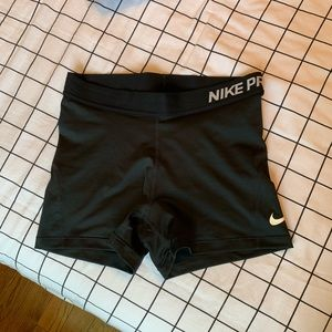 Nike Pro Compression Shorts 3""